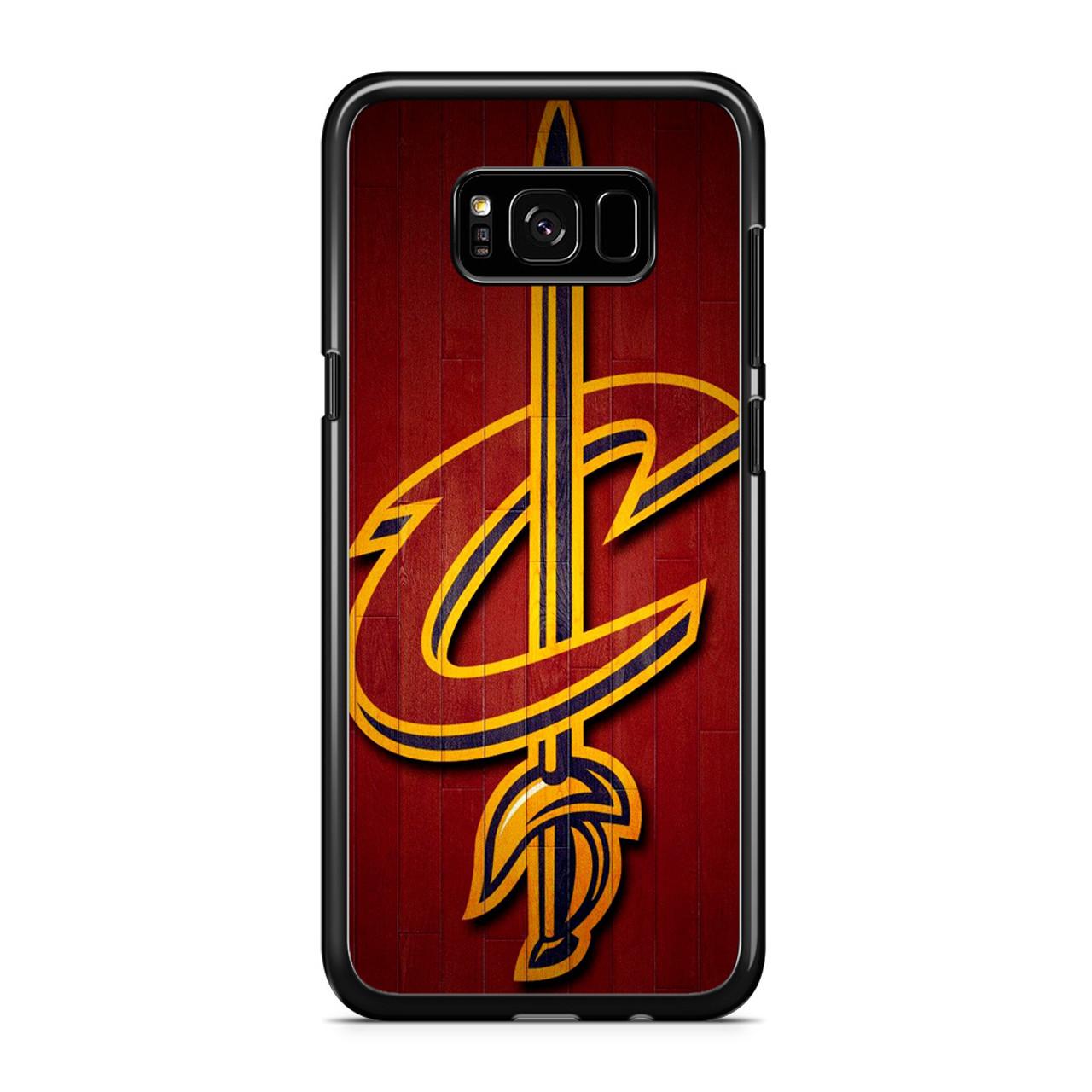 Cleveland Cavaliers Logo Samsung Galaxy S8 Case