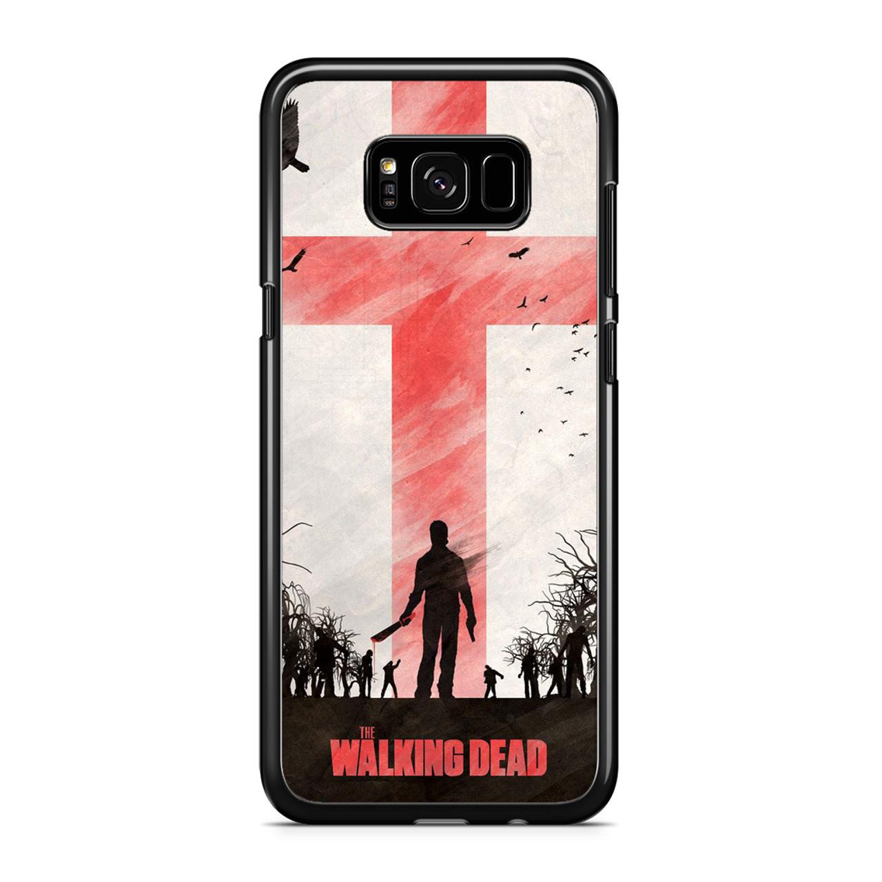 walking dead phone case samsung s8
