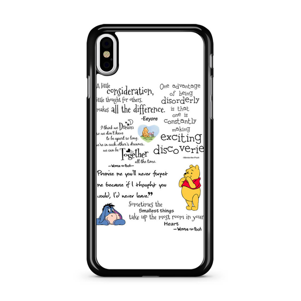 eeyore iphone x case