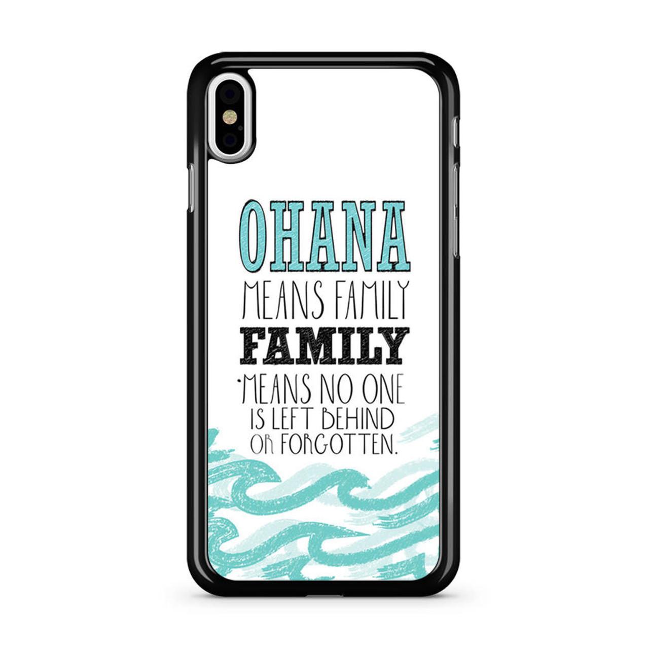 disney stitch iphone x case