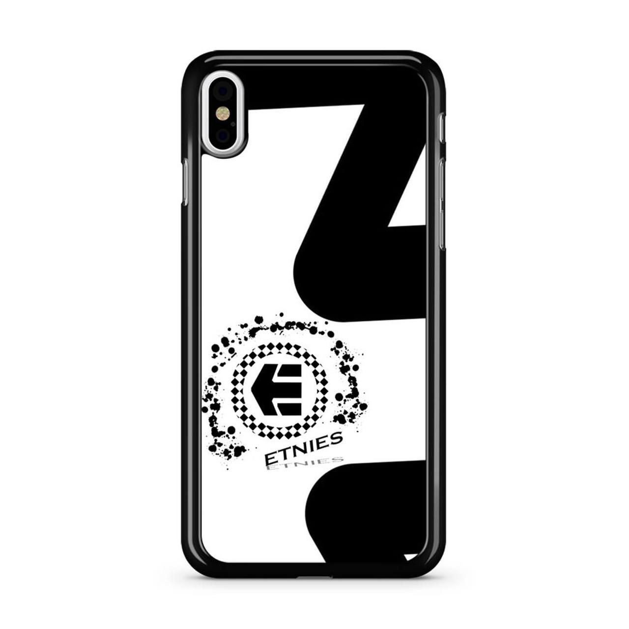 etnies logo iphone x case caseshunter