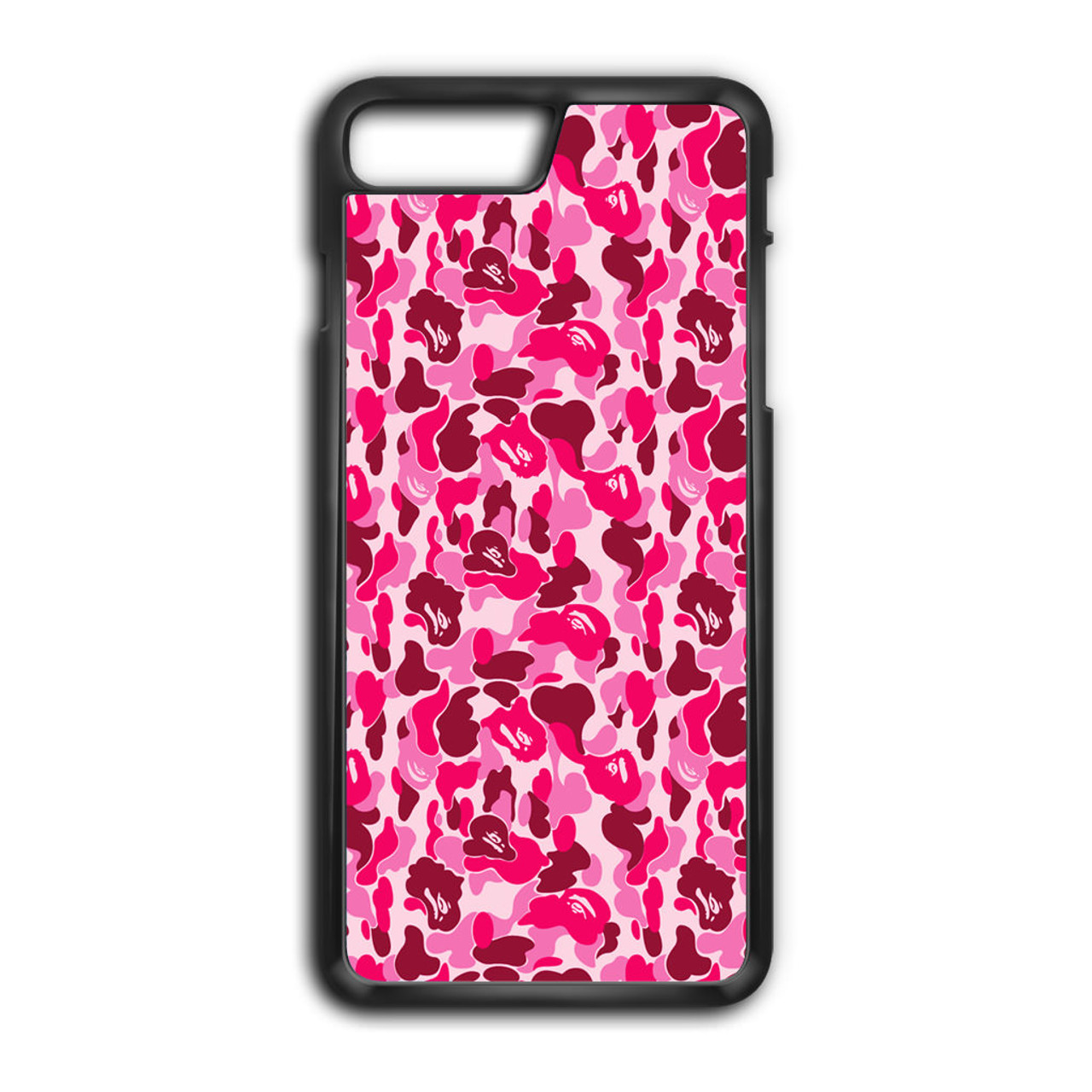 bape iphone 7 case pink
