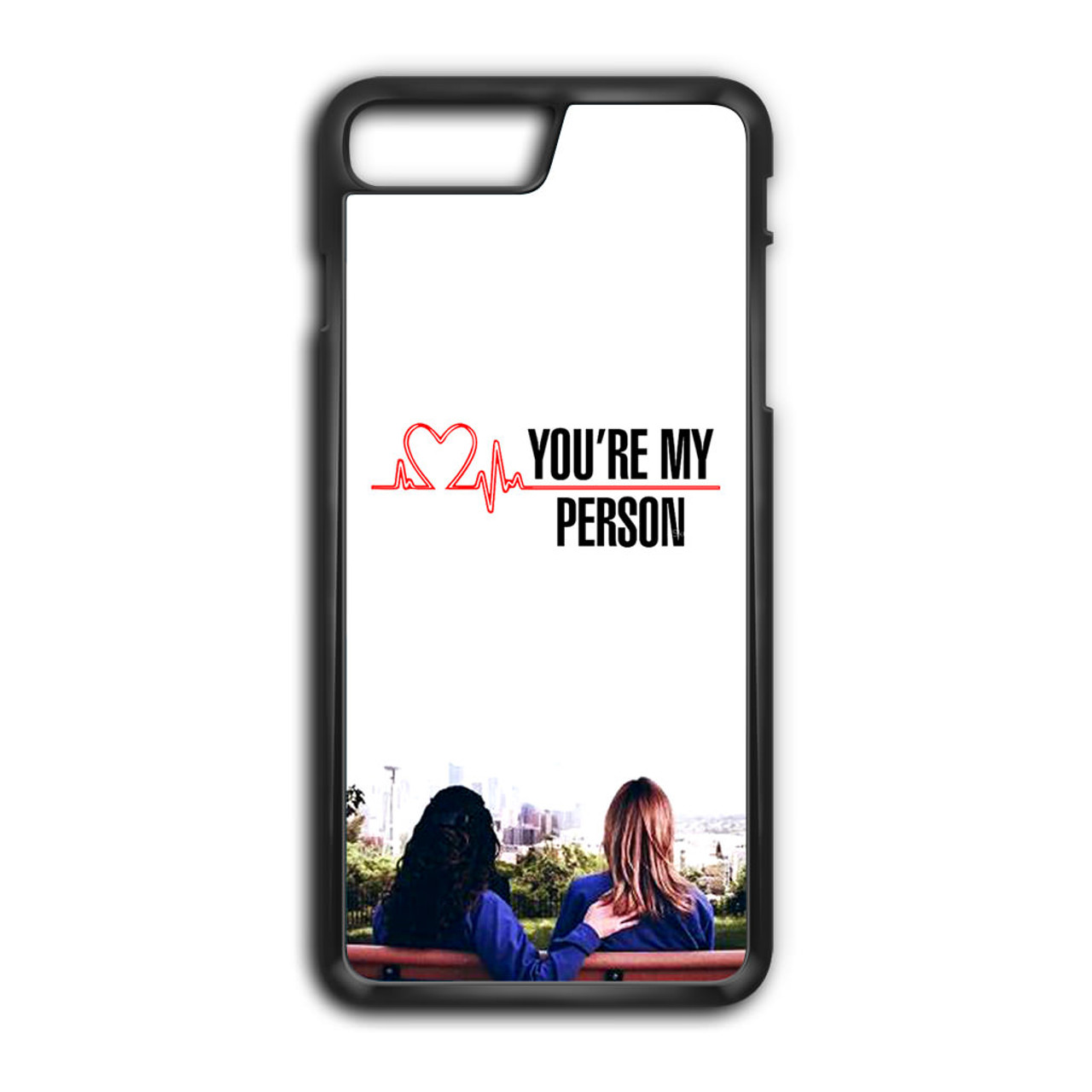 Grey\'s Anatomy You\'re My Person iPhone 7 Plus Case - CASESHUNTER