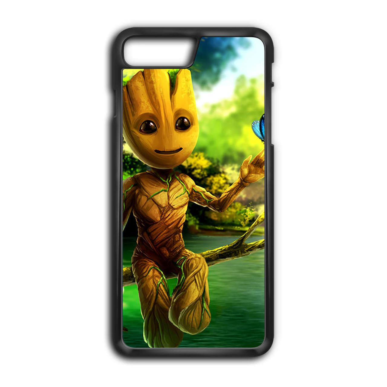 groot iphone 7 plus case