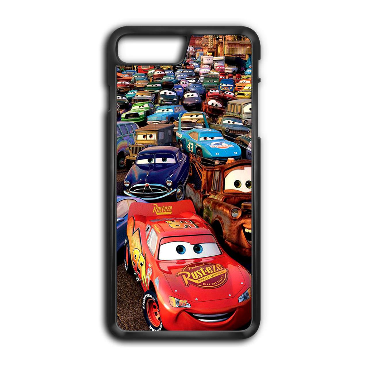 Lightning McQueen Disney Cars IPhone 7 Plus Case