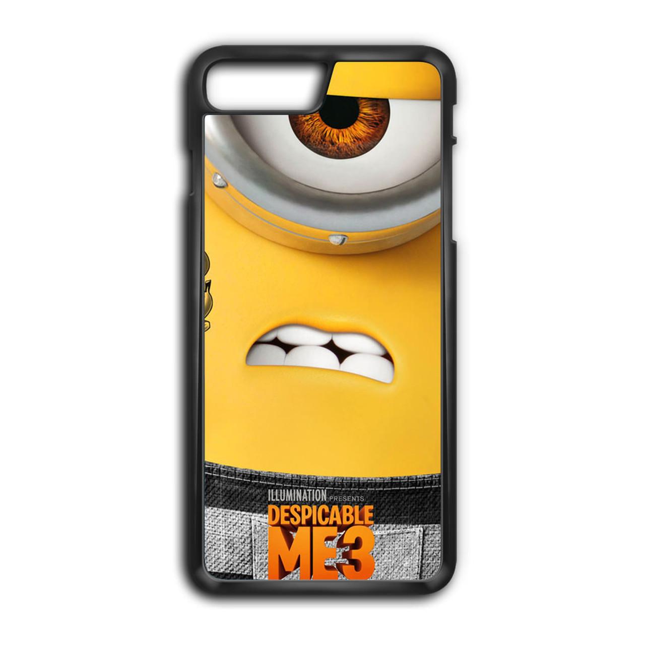 minion iphone 7 plus case