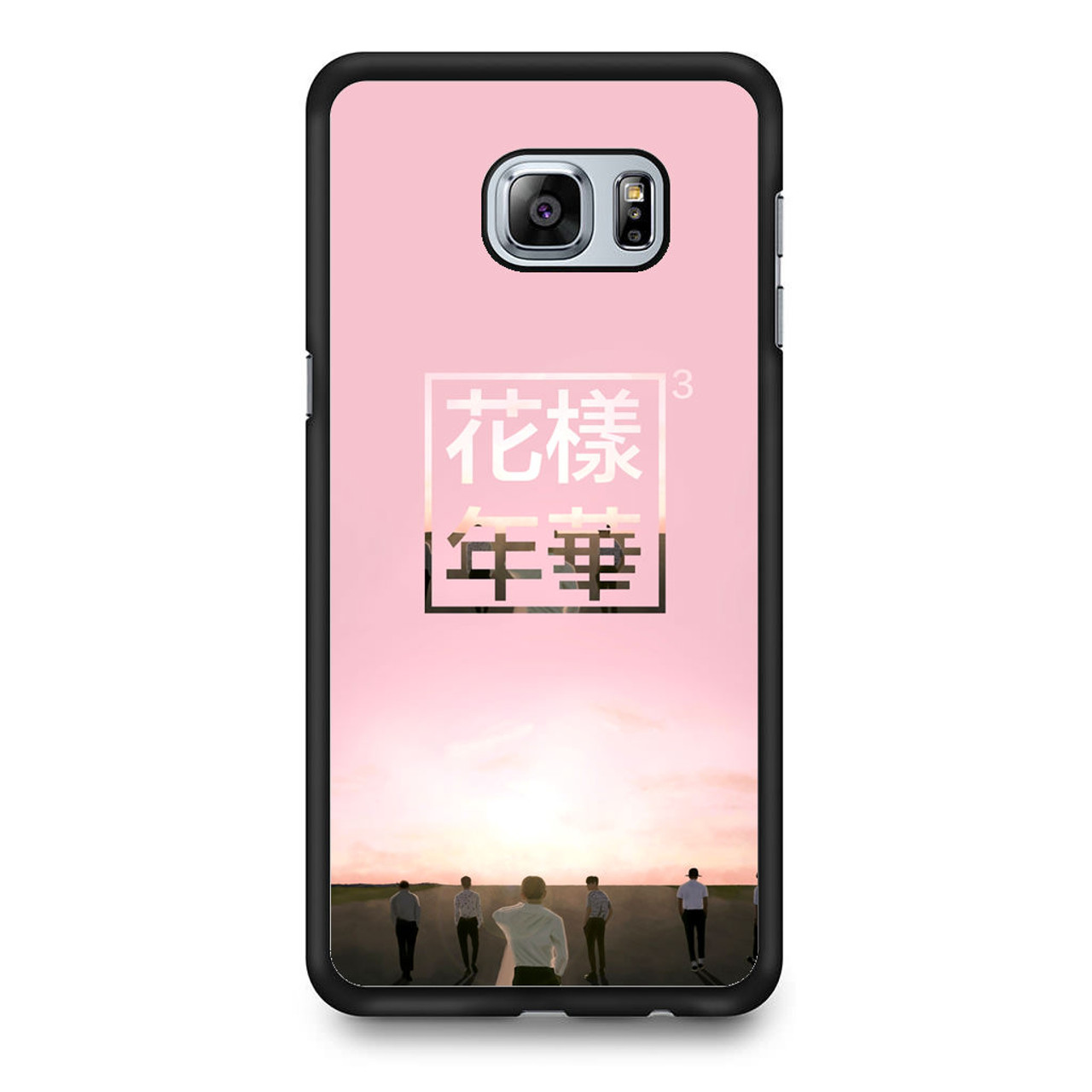 bts phone case samsung s6 edge