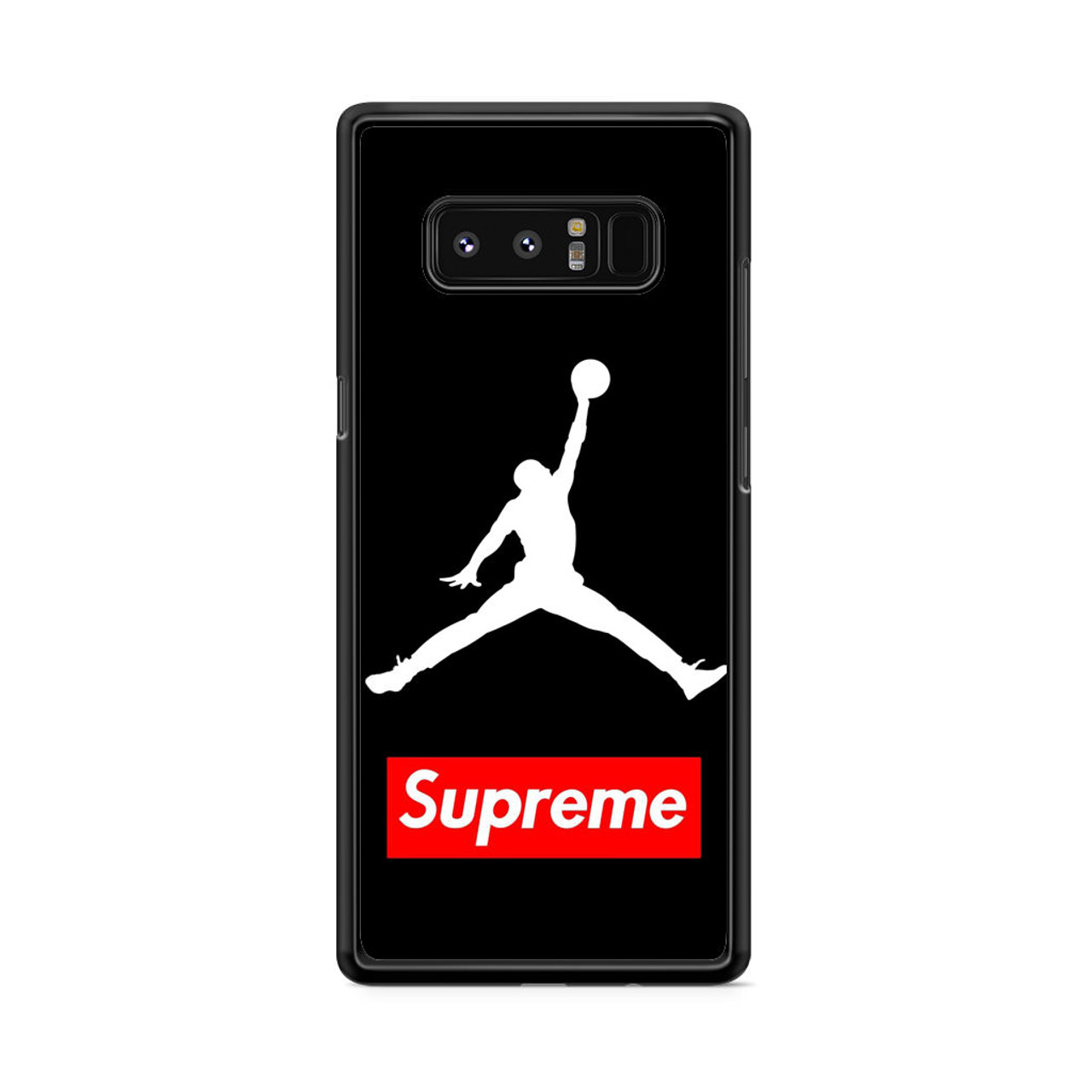 official photos 3dc80 7eb00 ... 50% off supreme air jordan samsung galaxy note 8 case bbe20 30751