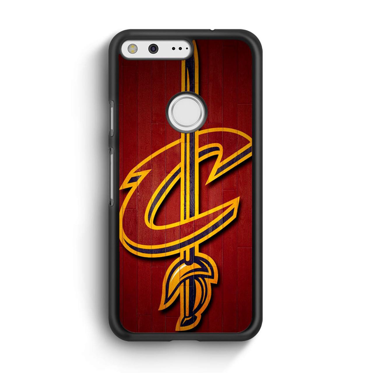 Cleveland Cavaliers Logo Google Pixel Case Caseshunter