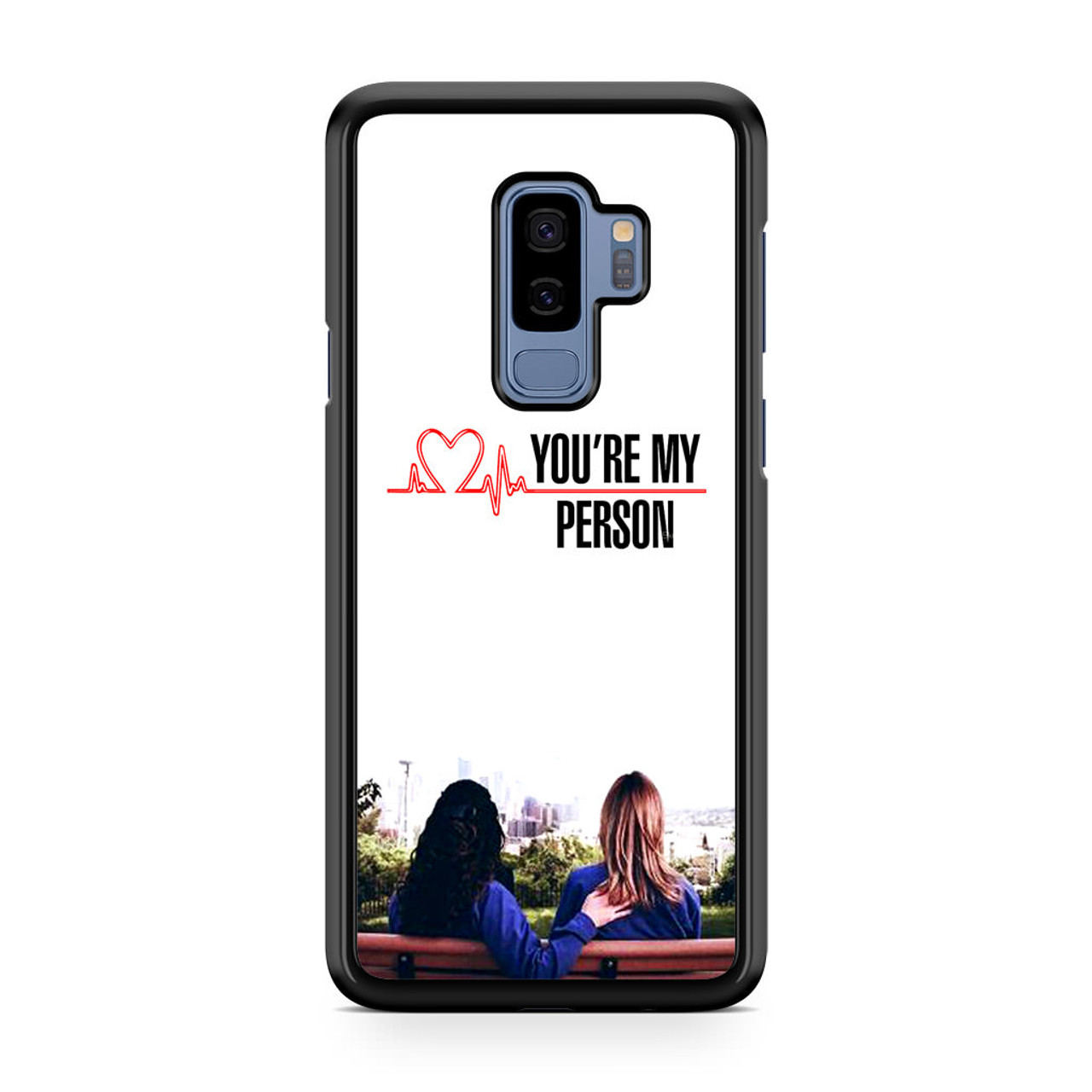 Grey\'s Anatomy You\'re My Person Samsung Galaxy S9 Plus Case ...
