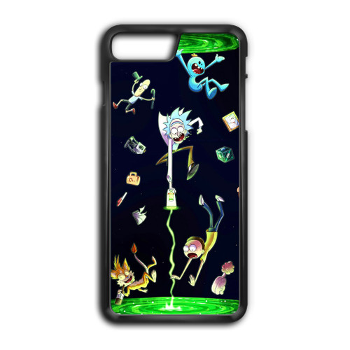 Rick And Morty Iphone C Case