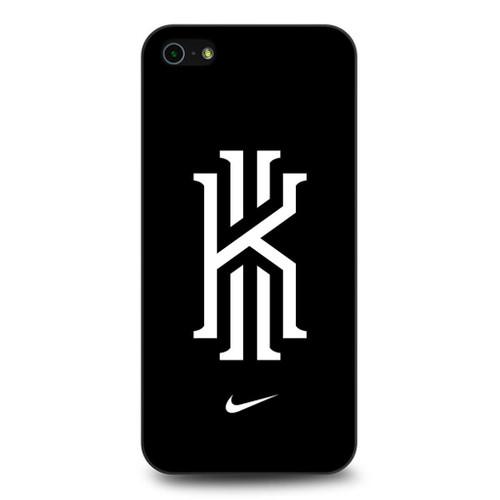 Kyrie Irving Nike Logo Black1 iPhone 5/5S/SE Case