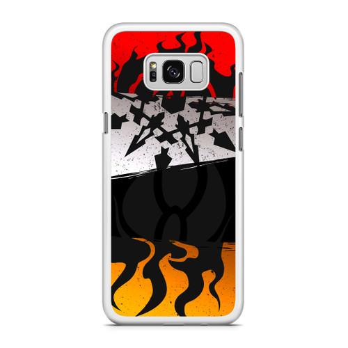 Rwby Symbols Samsung Galaxy S8 Case Caseshunter