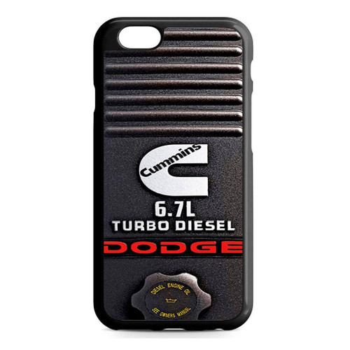 Dodge Cummins Turbo Diesel iPhone 6/6S Case