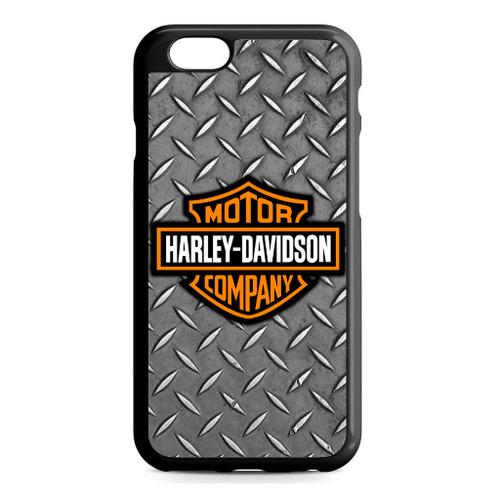 Harley Davidson Logo iPhone 6/6S Case