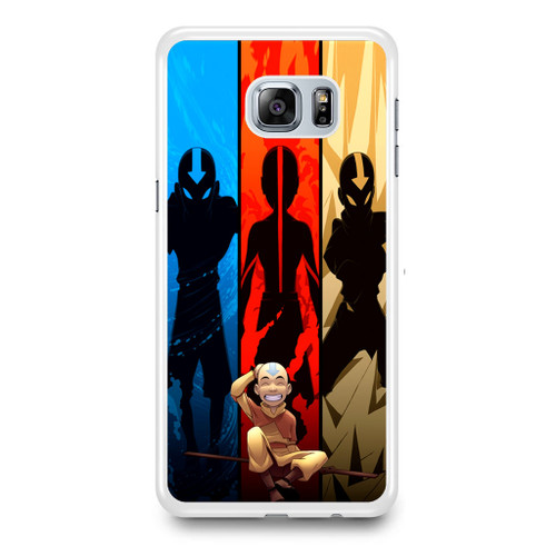Anime Avatar The Last Airbender Samsung Galaxy S6 Edge Plus Case