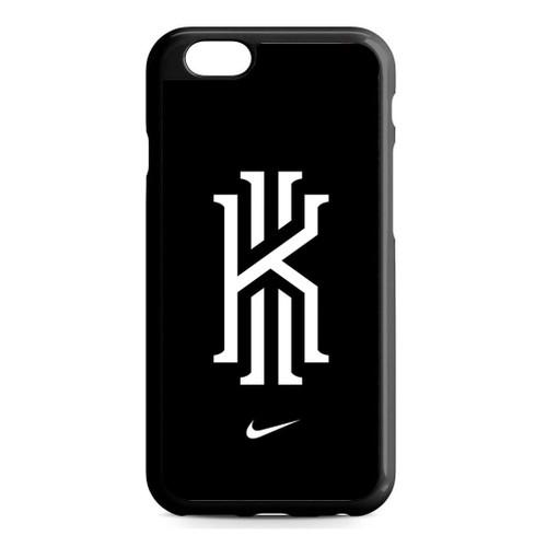 Kyrie Irving Nike Logo Black1 iPhone 6/6S Case