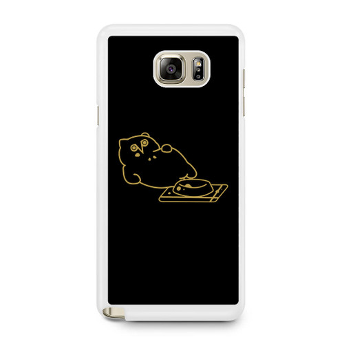 Drake Oxo Fat Owl Samsung Galaxy Note 5 Case Caseshunter