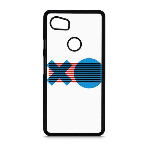 XO Logo Minimal Google Pixel 2 XL Case