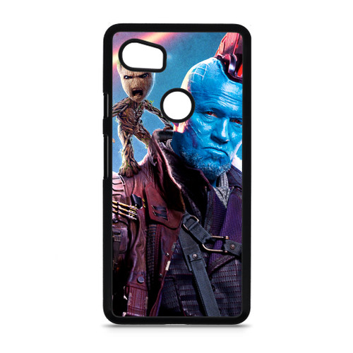 Yondu And Baby Groot Google Pixel 2 XL Case