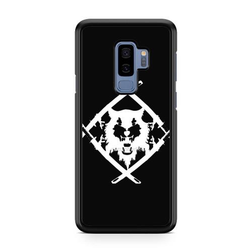 Xavier Wulf Logo Samsung Galaxy S9 Plus Case