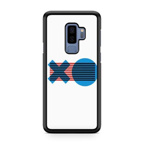 XO Logo Minimal Samsung Galaxy S9 Plus Case