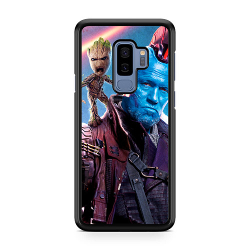 Yondu And Baby Groot Samsung Galaxy S9 Plus Case