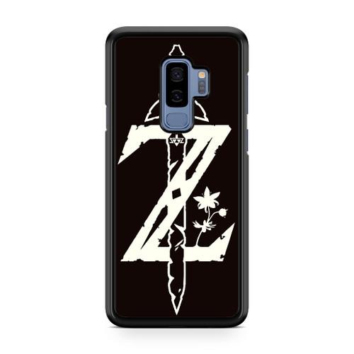 Zelda Minimalist Samsung Galaxy S9 Plus Case