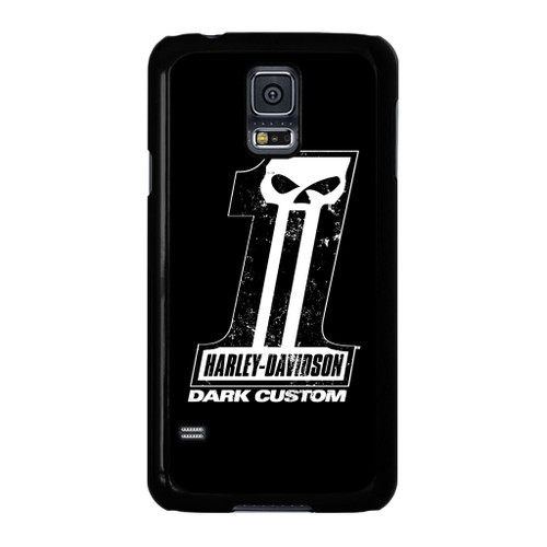 harley davidson dark custom samsung galaxy s5 case caseshunter
