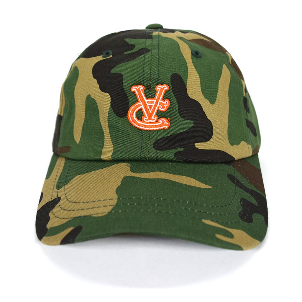 Classic VC Dad Hat - Camo