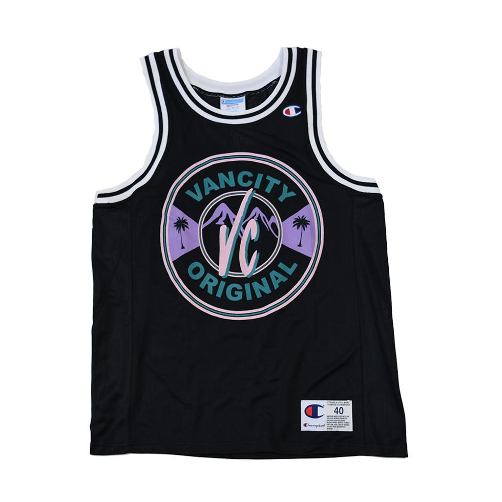 VC Beach Champion Jersey - Black