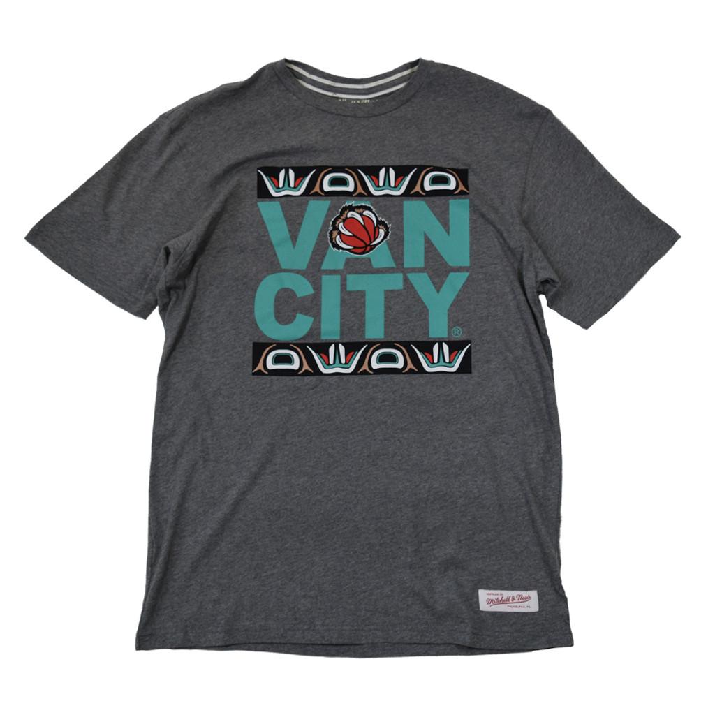 Vancity® Grizzlies UnDMC Tee - Athletic Grey