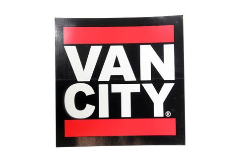 Vancity Original UnDMC Sticker