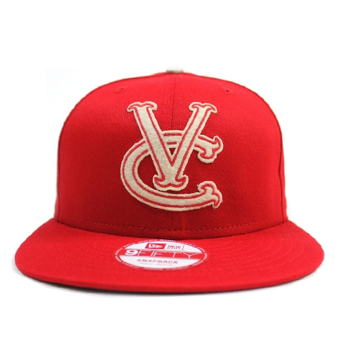New Era Red Vintage VC Snapback