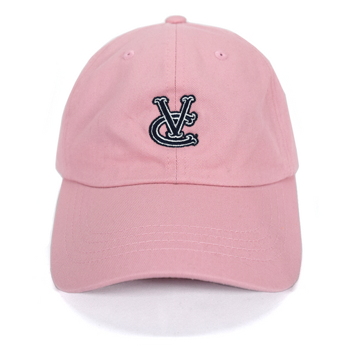 Classic VC Dad Hat - Pink