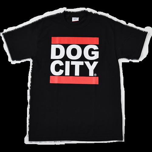 Dog City Tee - Black