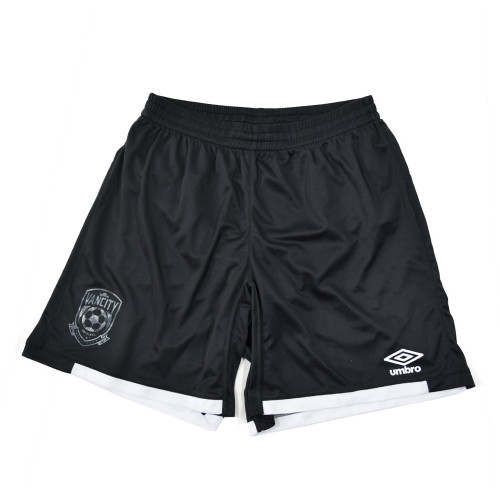 Vancity Original® x Umbro Premier Shorts - Black