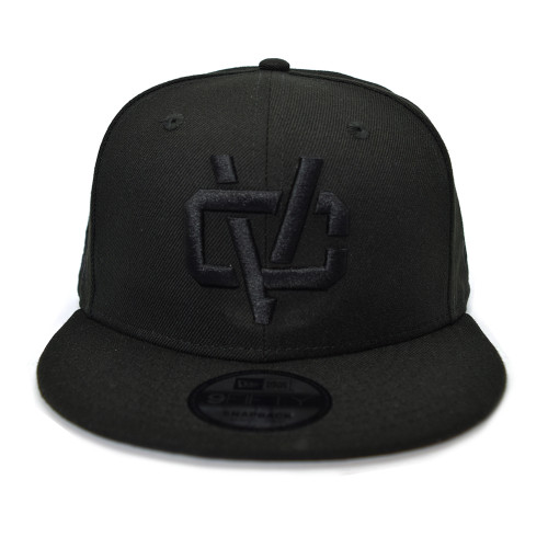 VC Link New Era Snapback 9Fifty - Black on Black
