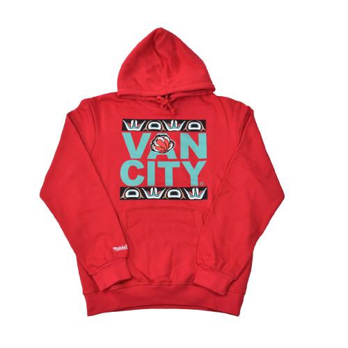 Vancity® Grizzlies UnDMC Hoodie - Red