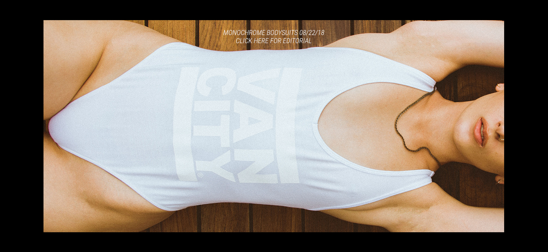 Monochrome Bodysuit
