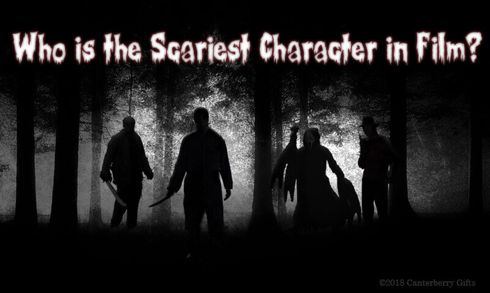 Who is the Scariest Character in Film?