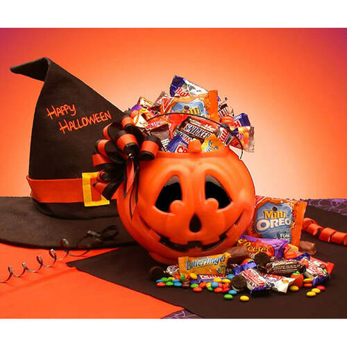 tricks or treats halloween goodies pail 19 awesome halloween gift