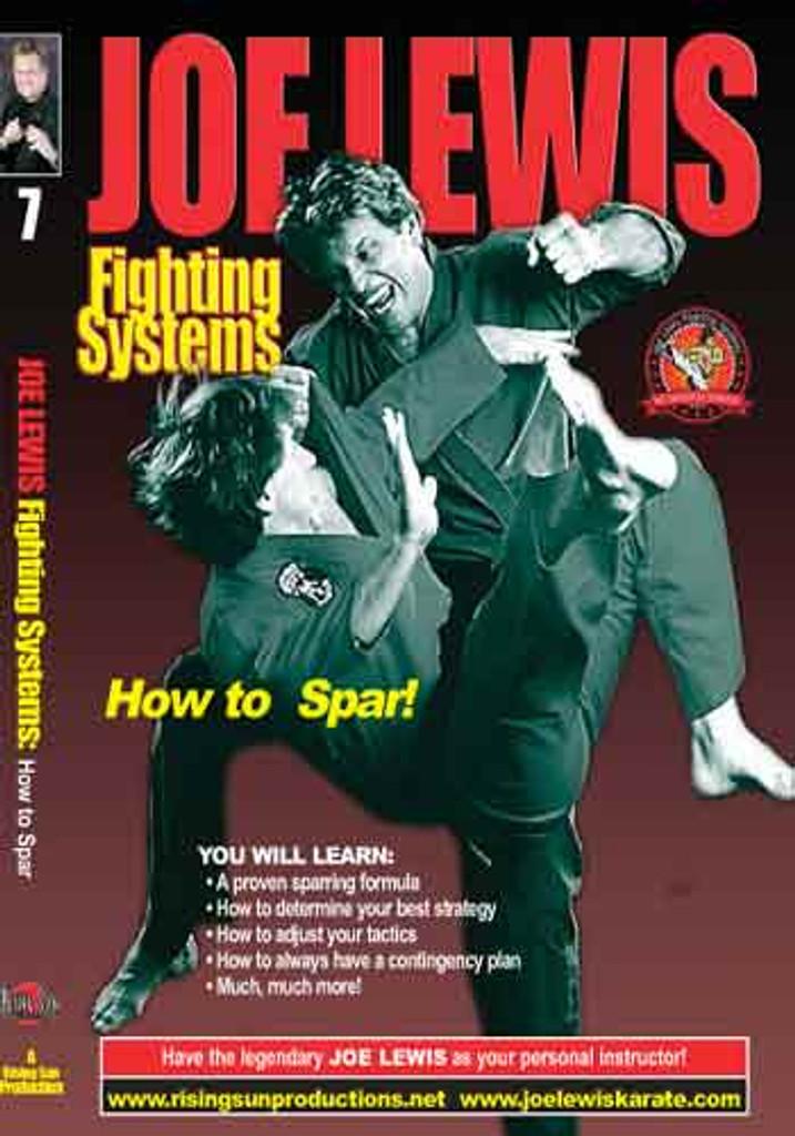 Joe Lewis - How to Spar
