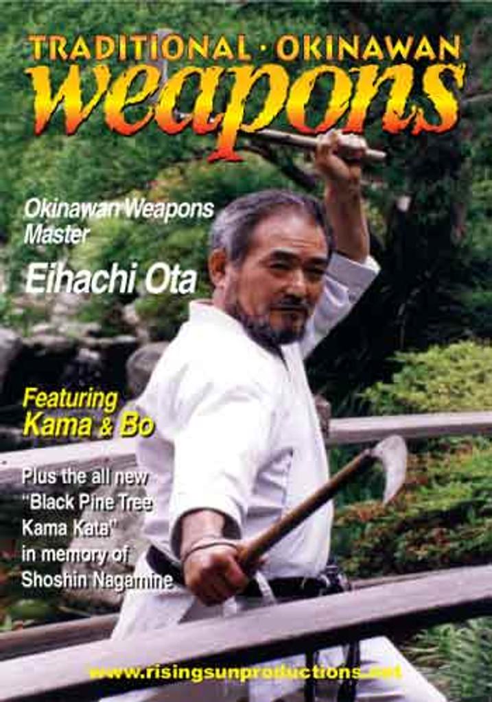 Master Ota - Kobudo