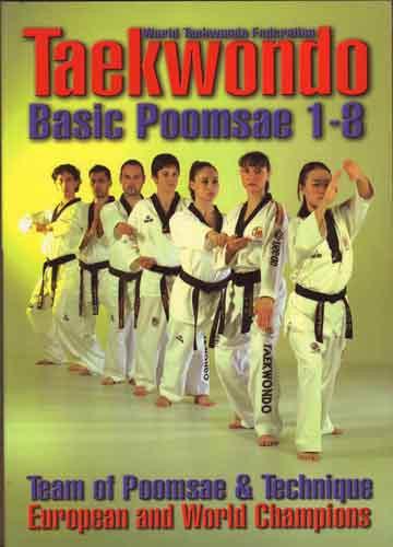 Tae Kwon Do Basic Poomsae 1-8
