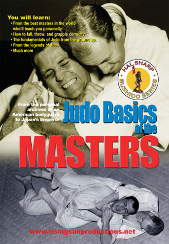 Judo Basics of the Masters
