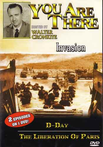 Invasion D-Day and The Liberation of Paris