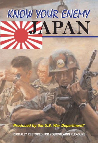 KNOW YOUR ENEMY JAPAN
