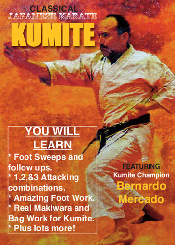 Traditional Japanese Kumite #1