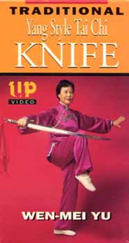 Traditional Yang Style Tai Chi Knife